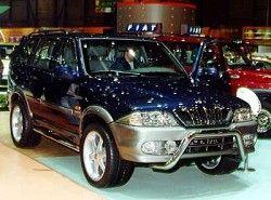 Musso 3.2 24V (220hp) 4WD(MJ) Daewoo фото