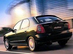 Daewoo NubiraII 1.6 16V Hatchback(KLAJ) фото