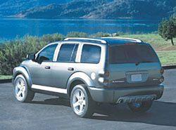 Durango HEMI RT Dodge фото