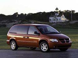 Caravan III 2.4 16V Dodge фото