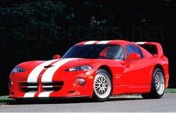 Dodge Hennessey Viper Venom 800TT фото