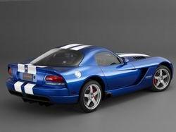 Dodge Viper SRT-10  Coupe фото
