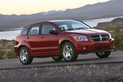 Dodge Caliber 1.8i 16V фото