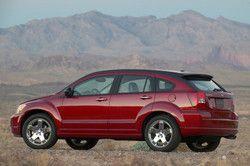 Caliber 2.4i 16V Dodge фото
