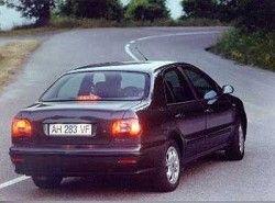 FIAT Marea 2.4 JTD (124hp)(185) фото
