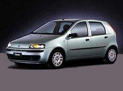 FIAT Punto 1.2 (5dr) (73hp)(190) фото