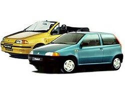FIAT Punto 60 SX фото