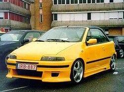 FIAT Punto Cabrio 85 фото
