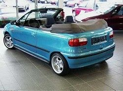 Punto Cabrio S FIAT фото