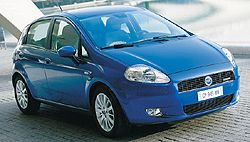 FIAT Grande Punto 1.4 8V фото