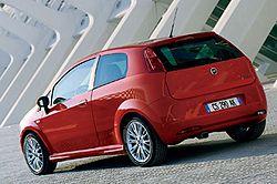 Grande Punto 1.4 8V FIAT фото