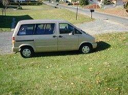 Ford Aerostar 4.0 V6 фото