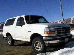 Ford Bronco 5.0 EFl V8(U15N) фото