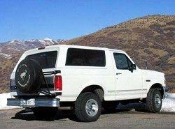 Bronco 5.0 EFl V8(U15N) Ford фото