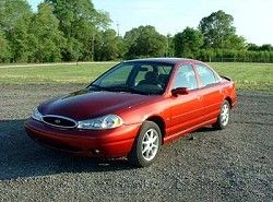 Contour 2.5 V6(CDW27) Ford фото