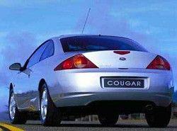 Cougar 2.0 16V(EC) Ford фото