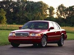 Ford Crown Victoria 4.6 (193hp)  (P7) фото