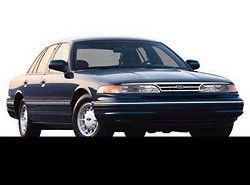 Crown Victoria 4.6 (203hp)  (P7) Ford фото