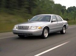 Ford Crown Victoria 4.6 (218hp)  (P7) фото