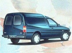 Ford Escort 1.8 TD Van(AVL) фото
