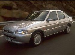 Ford Escort Hatchback 1.3 (5dr)  (ABL)  фото