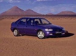 Escort Hatchback 1.3 (5dr)  (ABL)  Ford фото