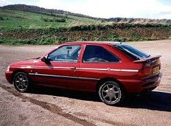 Ford Escort Hatchback 1.4 (3dr)  (ABL)  фото