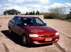 Escort Hatchback 1.4 (3dr)  (ABL)  Ford фото