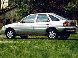 Escort Hatchback 1.4 (5dr)(ABL) Ford фото