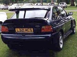 Escort Hatchback 1.6 (3dr)  (ABL)  Ford фото