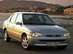 Escort Hatchback 1.6 (5dr)  (ABL)  Ford фото