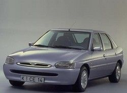 Escort Hatchback 1.8 TD (5dr)(ABL) Ford фото