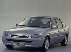 Escort Hatchback 1.8 TDi (5dr)(ABL) Ford фото