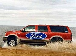 Ford Excursion 5.4  (U137) фото