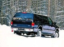 Ford Excursion 6.8 4WD  (U137) фото