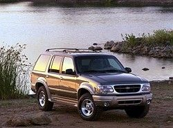 Explorer 4.0 V6 (204hp)  (U2) Ford фото