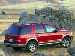 Ford Explorer 4.0 V6 (213hp)  (U2) фото