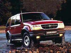 Ford Explorer 4.0 V6 (5dr)(U2) фото