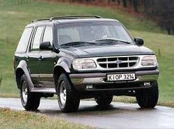 Ford Explorer 4.6L 4WD  (U2) фото