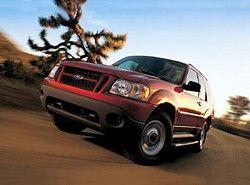 Ford Explorer 4.9 V8 4WD (3dr)(U2) фото