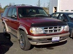 Ford Explorer Eddie Bauer(U2) фото