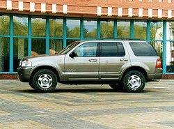 Ford Explorer Limited(U2) фото