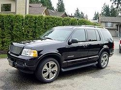Ford Explorer Limited 4WD  (U2) фото