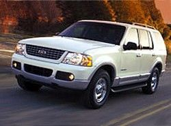 Explorer Limited 4WD  (U2) Ford фото