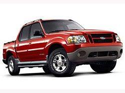 Explorer Sport Track 4WD(U2) Ford фото