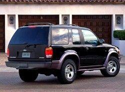 Ford Explorer XL 4.9 (3dr)(U2) фото