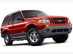 Explorer XLS V6 (3dr)  (U2) Ford фото