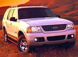 Explorer XLS V6 (5dr)  (U2) Ford фото
