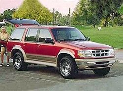Ford Explorer XLT 4.0 4WD  (U2) фото