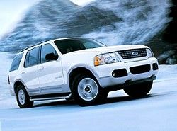 Explorer XLT 4.0 4WD  (U2) Ford фото